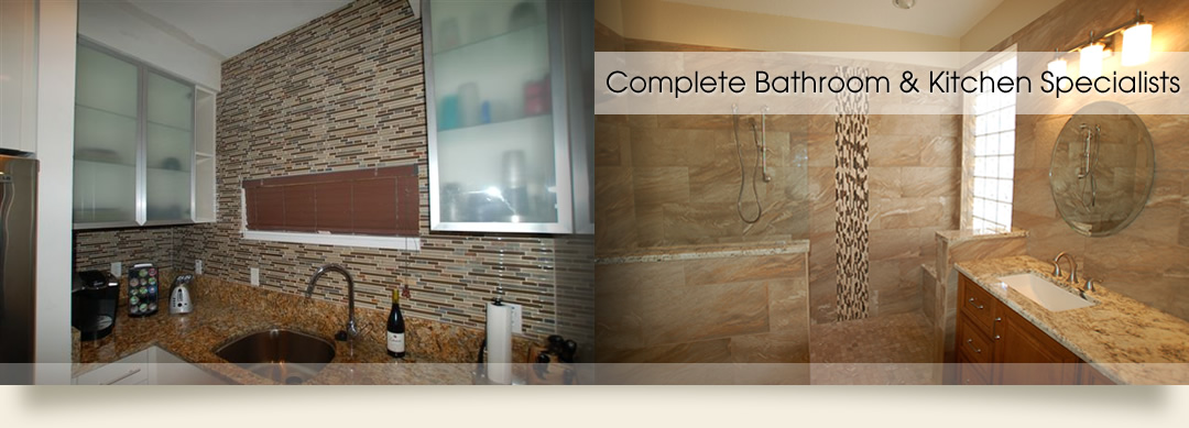 The Bath Kitchen Gallery Tampa Remodeling Contractor Bathroom Remodeling Kitchen