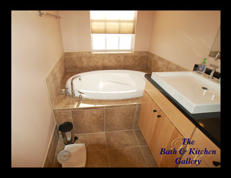 Bathroom remodeling gallery tampa remodeling contractors for Bath remodel tampa