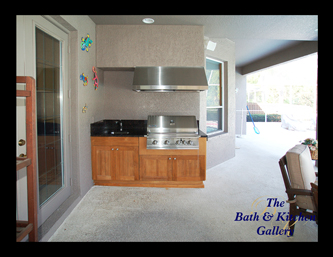 Tampa Outdoors Kitchen Remodeling