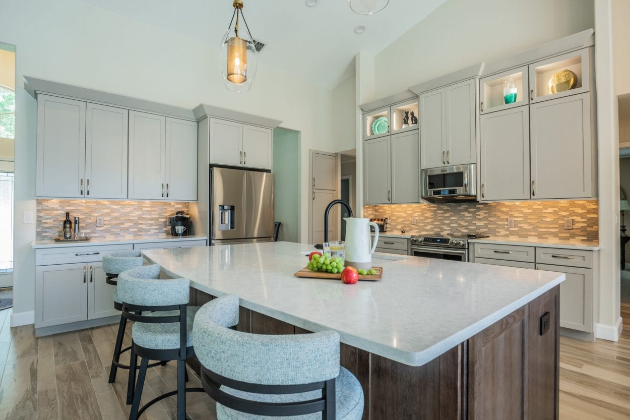 kitchen remodel tampa kitchen remodeling with a modest budget